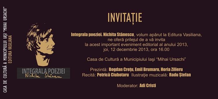 integrala-poeziei-nichita-stanescu-iasi-12-decembrie-2013-invitatie