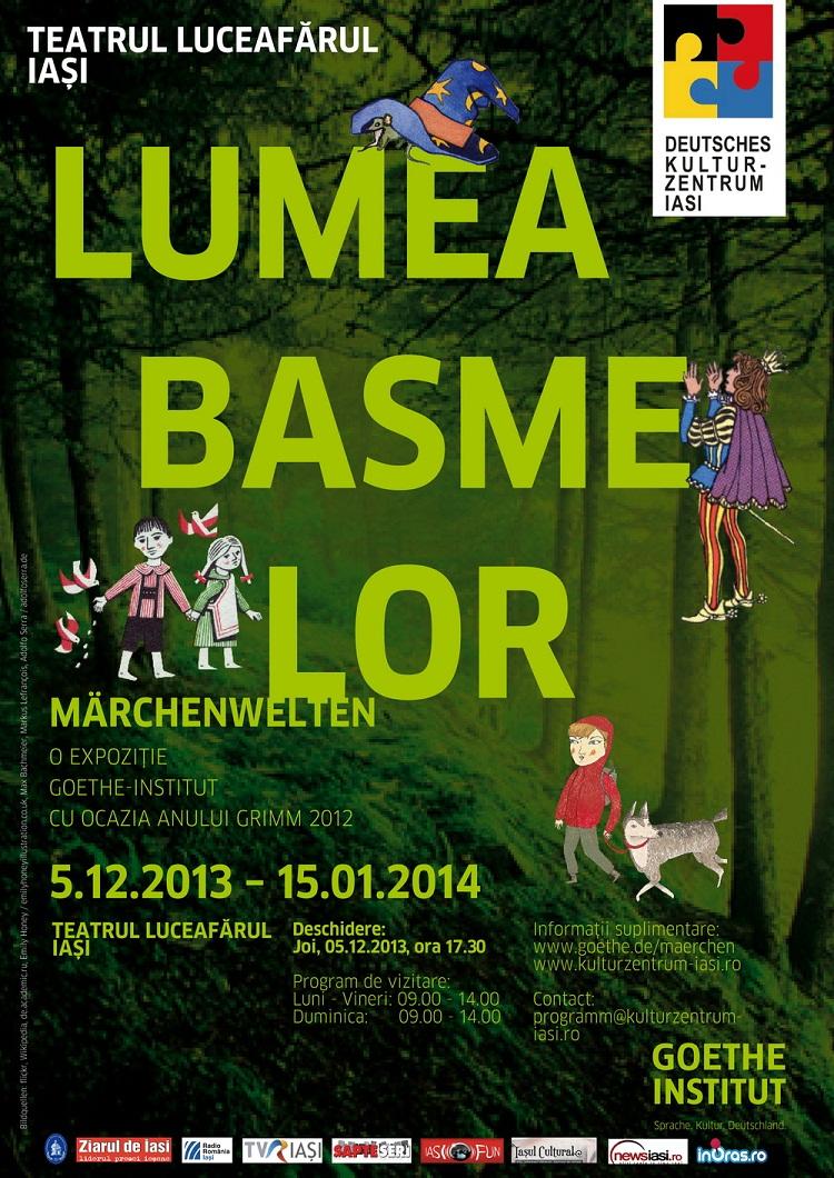 lumea-basmelor-teatrul-luceafarul-iasi-expozitie-2013-2014-afis