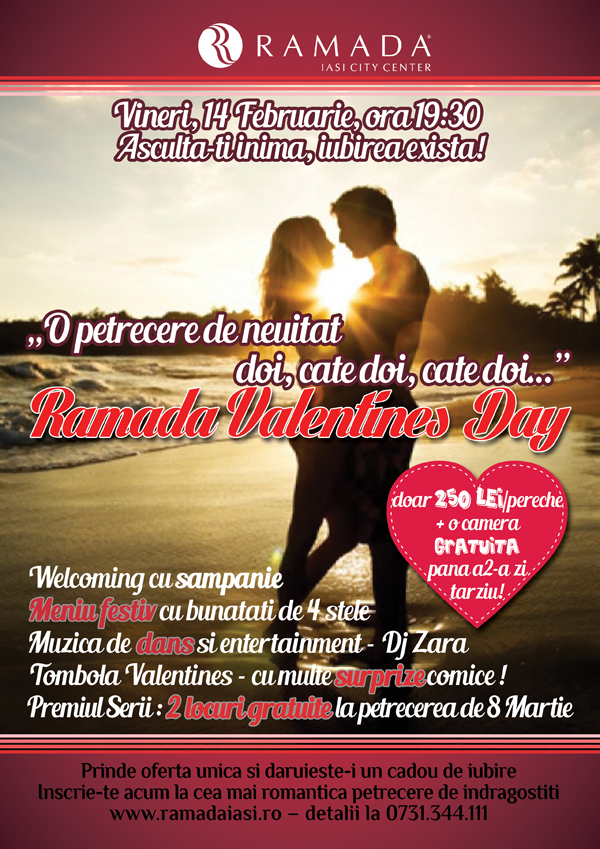 Ramada Valentine's Day