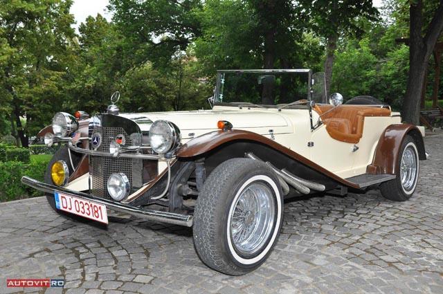 Mercedes Cabrio, 1929