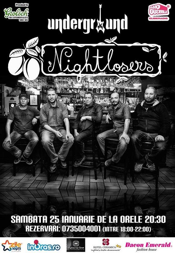concert-nightlosers-underground-iasi-muzica-afis-25-ianuarie-2014