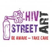 street hiv art campanie de informare 2014