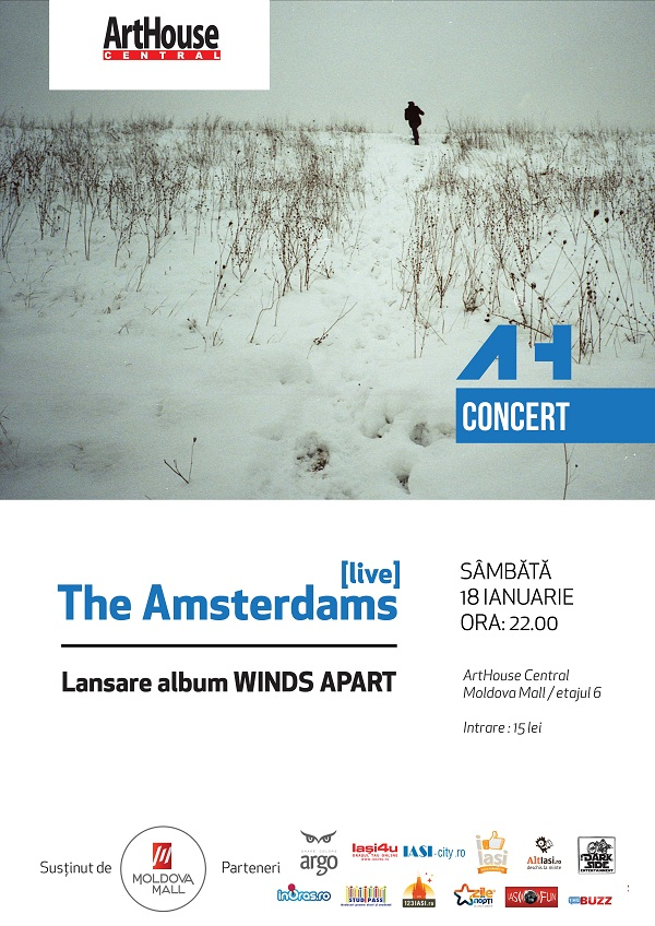 the-amsterdams-album-winds-apart-lansare-iasi-arthouse-central-concert-18-ianuarie-2014
