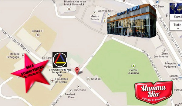 Harta-locatie-sala-studio-teatru-iasi-foto-universitatea-de-arte