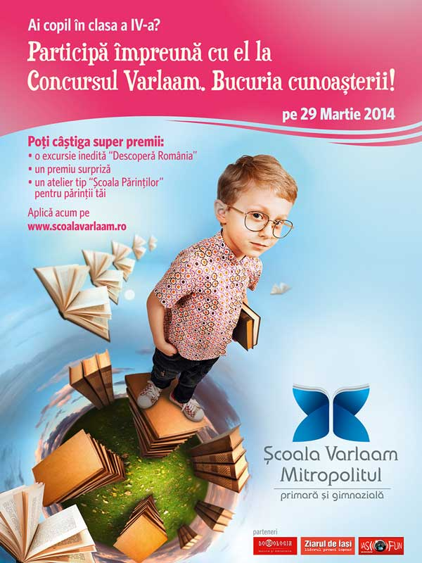 Concurs Varlaam ''Bucuria cunoasterii''