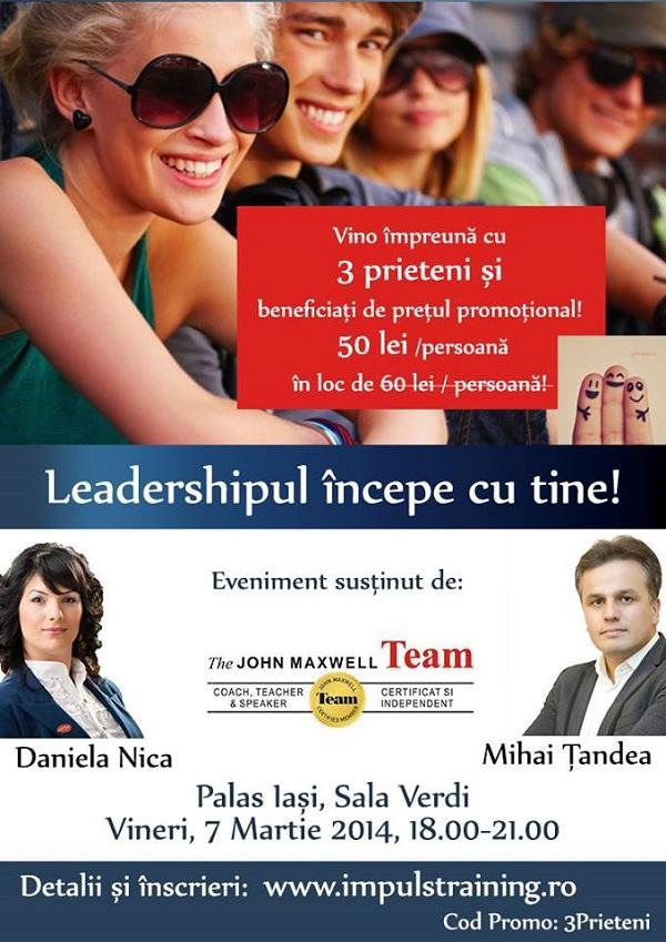 congress-hall-leadershipul-incepe-cu-tine-afis-iasi