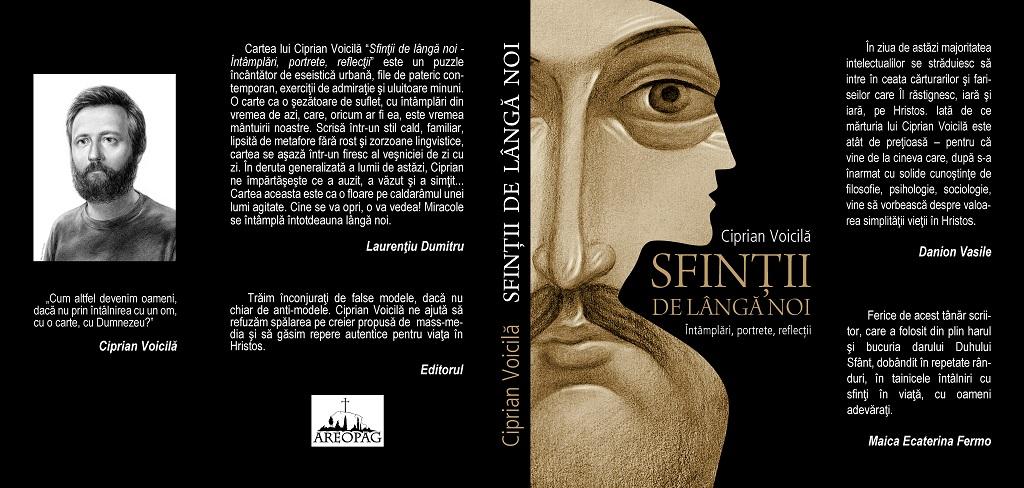 coperta tipar carte Ciprian Voicila