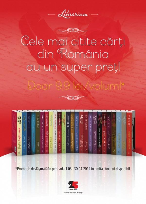 librarium iasi oferte carti afis carti din romania