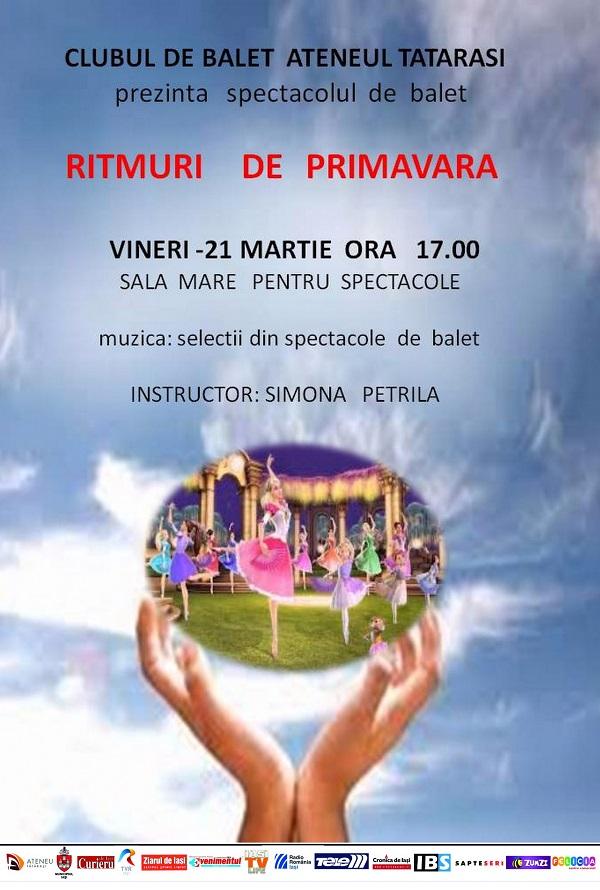 spectacol de balet_ritmuri_de_primavara_afis-ateneu-iasi