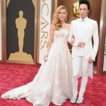 Tara Lipinski si Johnny Weir