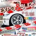 Expo & Burn, 17-18 mai 2014