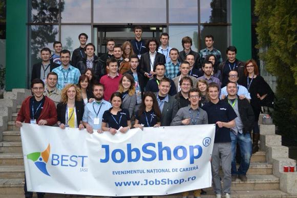 JobShop Iasi 2014