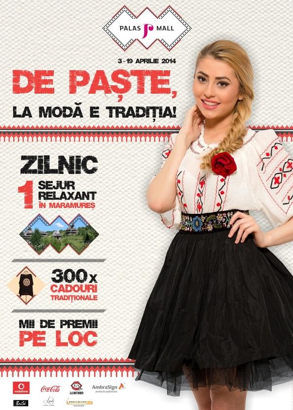Palas Mall - De Paste, la moda e traditia AFIS IASI