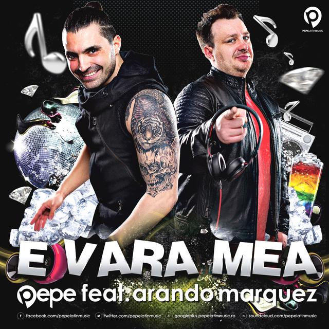 Pepe-feat-Arando: E vara mea