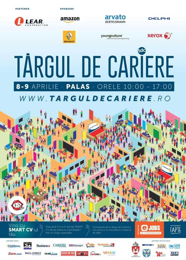 Targul de Cariere, 8-9 aprilie