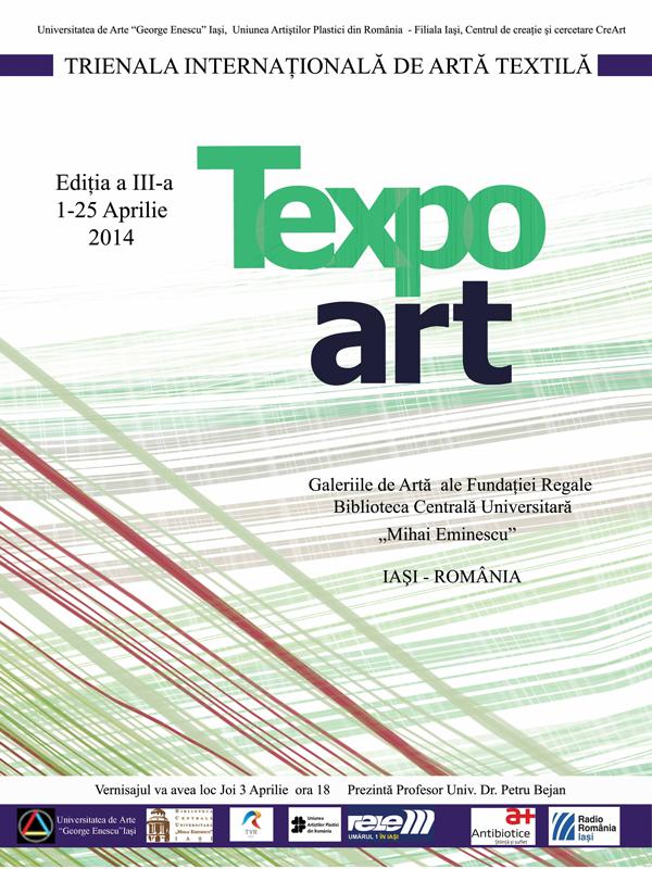 Trienala Internaţionala de Arte Textile TexpoArt