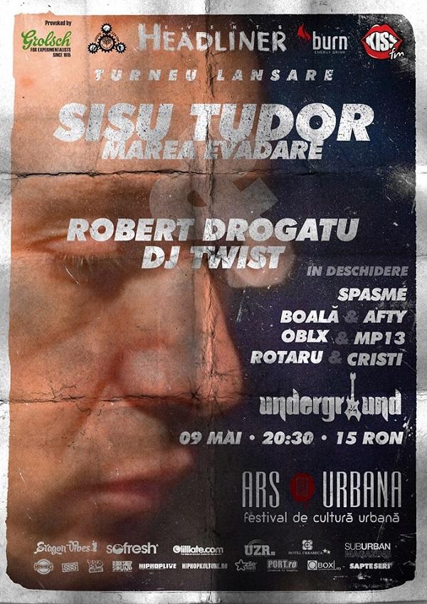 sisu-tudor-iasi-undeground-iasi-afis-2014