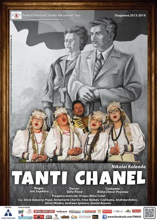 tanti-chanel-teatru-national-iasi-afis-2014