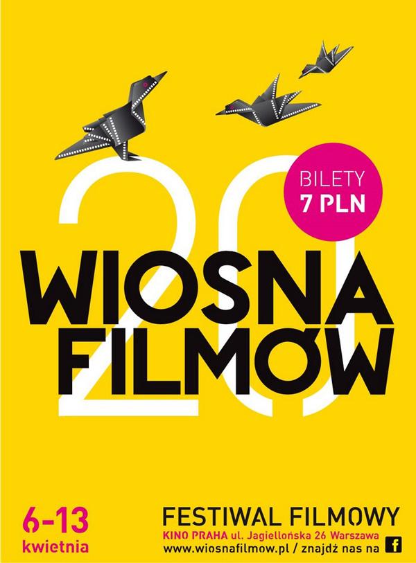 """Festivalul Internaţional de Film """"Primăvara filmelor"""" - Varsovia"""