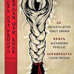 Cel mai frumos roman din lume - afis final online-iasi-teatru-fix-2014