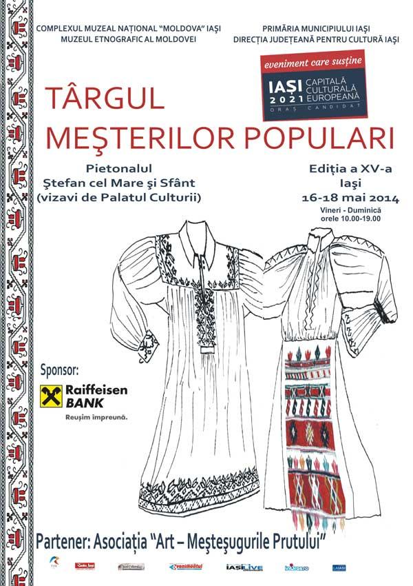 Targul Mesterilor Populari, editia a XV-a