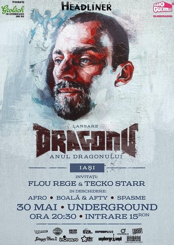 concert-lansare-dragonu-anul-dragonului-iasi-underground-flou-rege-afis-2014