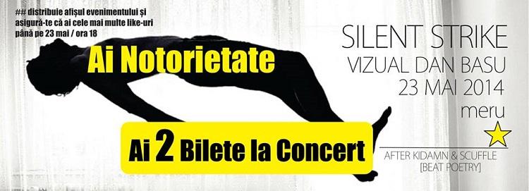 concurs-meru-iasi-silent-strike-bilete-afis-2014