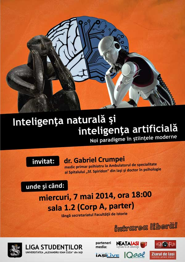 Inteligenta naturala si inteligenta artificiala