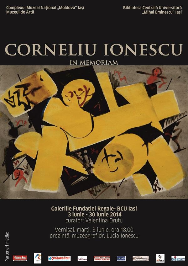 afis corneliu ionescu-in-memoriam-2014-iasi