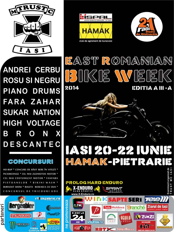 East Romaniab Bike 2014