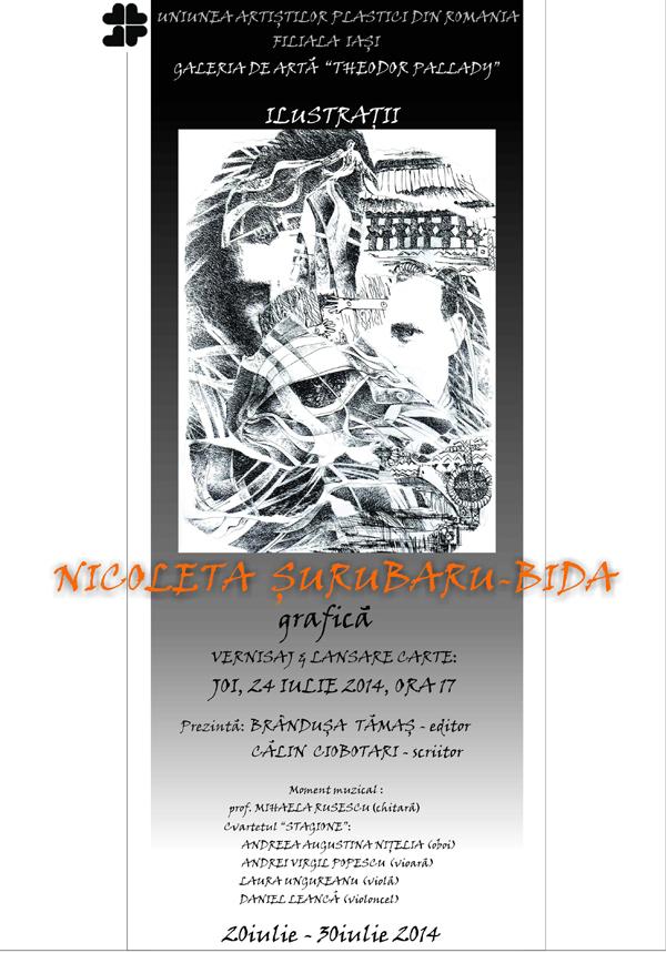 nicoleta-surubaru-bida-expozitie-afis-2014-ilustratii