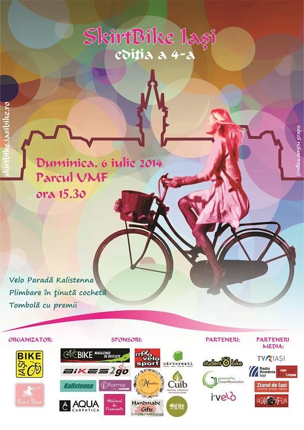 skirtbike-iasi-2014-plimbare-cu-bicicleta-pentru-doamne-si-domnisoare-cochete-afis