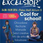 targ scoala excelsior