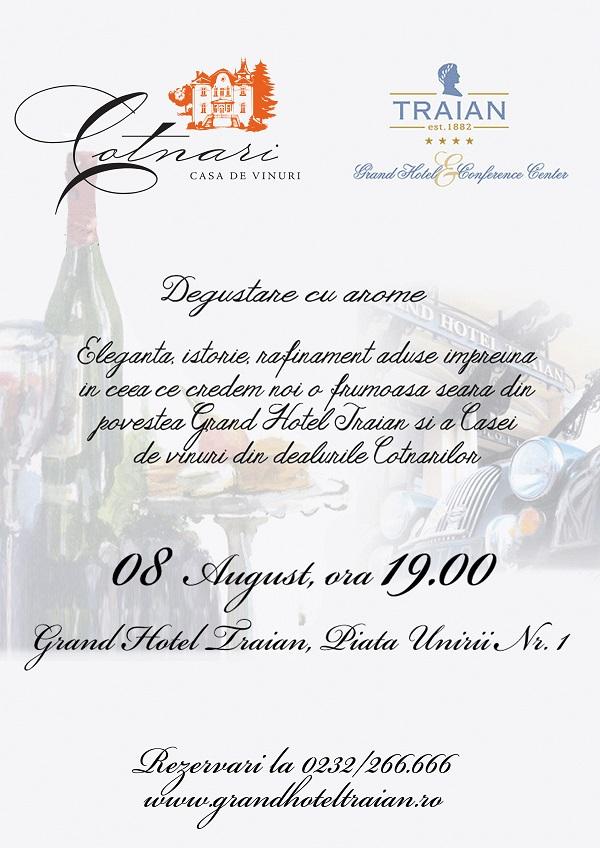 Afis-hotel-Traian-iasi-degustare-cu-arome-2014