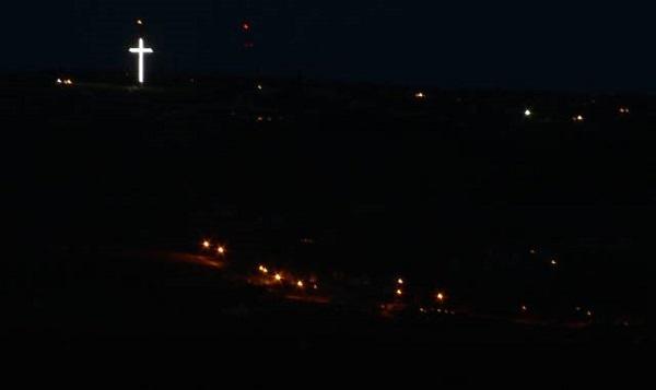 Crucea Paun