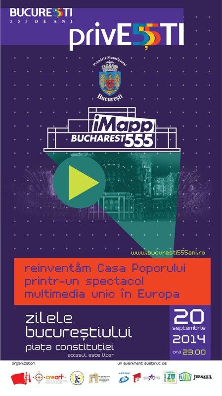 bucuresti 555 imapp - proiectii multimedia
