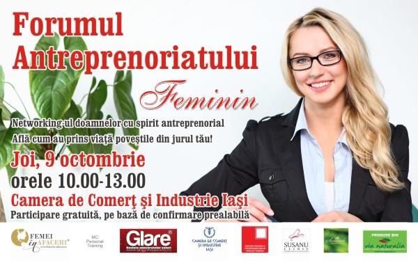 Forum_Antreprenoriat_Feminin_afis_iasi_2014