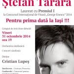 concert-filarmonica-iasi-afis-31 octombrie 2014