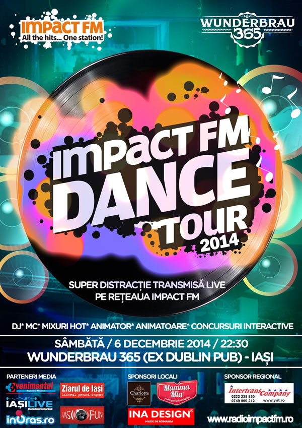 Afi--Impact-FM-Dance-Tour-Iasi