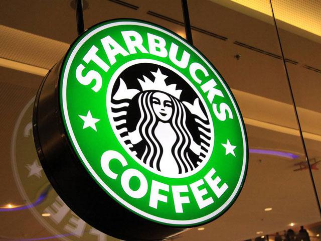 Starbucks-palas