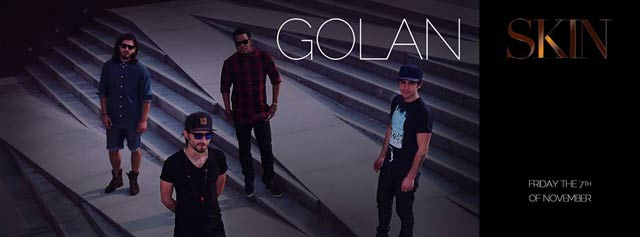 golan-experience
