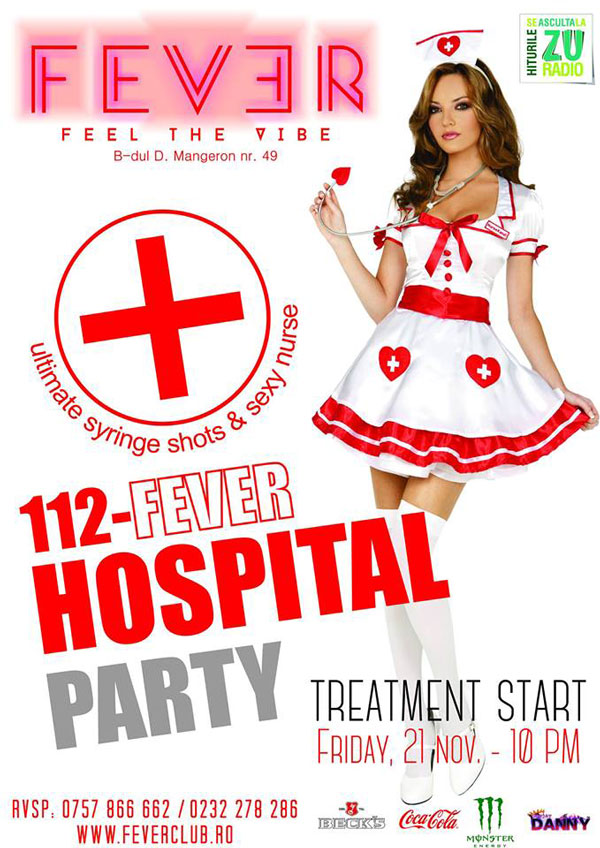 hospital-party