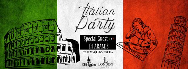 italian-party-london