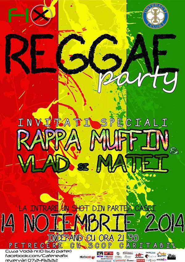 reggae-party