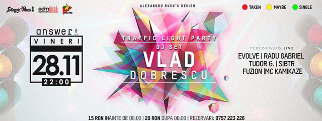 traffic-light-party