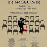12-scaune