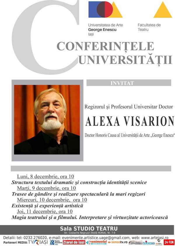 Conferinte Alexa Visarion