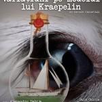 Variaţiuni pe modelul lui Kraepelin la Teatrul Național din Iași PREMIERĂ afis iasi