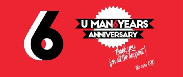 6 u-man years