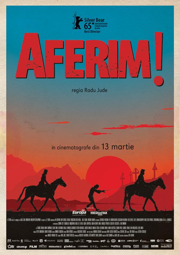 AFERIM!_POSTER-ROMANIA